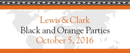 Black and Orange Party 2012