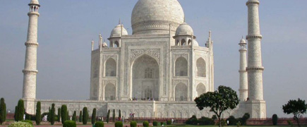 Taj Mahal [photo]